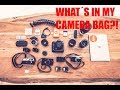 What´s in my CAMERA BAG?!