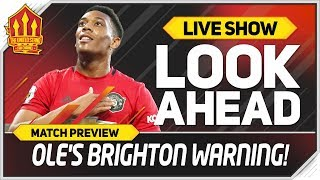 Manchester United vs Brighton! Solskjaer Raises Greenwood Concern