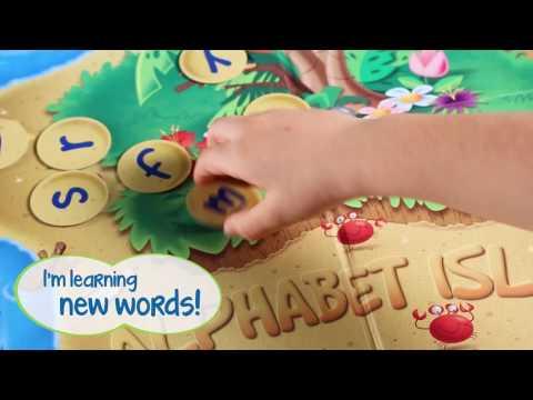 Alphabet Island A Letter & Sounds Game