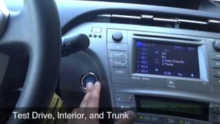 2012 Toyota Prius Four Model: Test Drive and Review