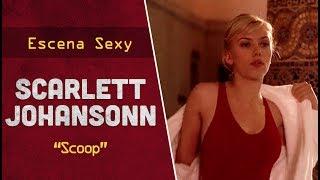 """Scarlett Johansson en """"Scoop"""""""