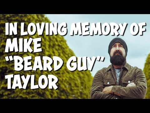 "In Memory of Mike ""Beard Guy"" Taylor (Bohemian Rhapsody)"