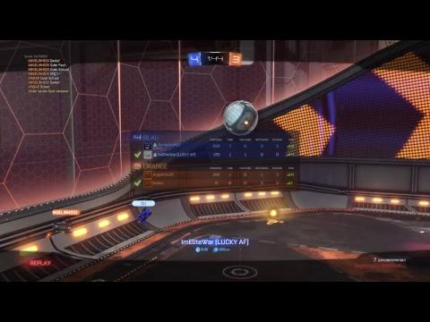 Rocket league Stream (swiss german/Anfänger)