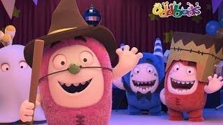 Oddbods   Party Monsters - OUT NOW   Sneak Peek #1