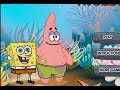 Spongebob  Games  - Spongebob Caribbean Treasure game -kid games