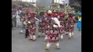 Ibo traditional dance (Anambra State)