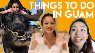 UNIQUE Things TO DO in GUAM (Pinned Ep. 1)