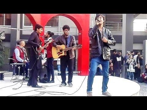 Urainge (Live Performance) By Syed Usama Altaf and Faique Ali Raza 2016