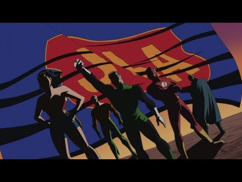 Justice League: The New Frontier Intro