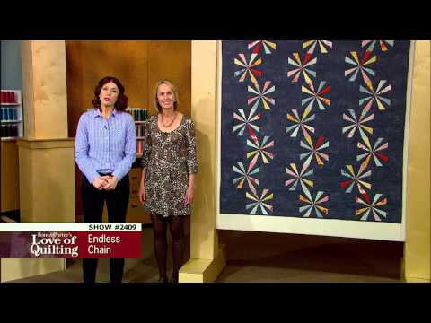 Love of Quilting: Vintage Quilts Meet Contemporary Quilt Patterns (Endless Chain - 2409)