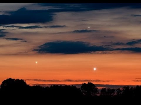 Star Of Bethlehem — Closest Highly Visible Conjunction Of Venus & Jupiter In 2000 Years On June 30