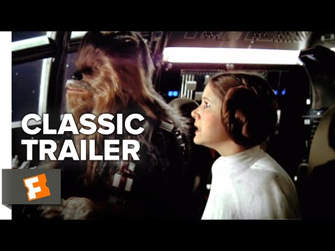 Star Wars Episode Iv A New Hope 1977 Teaser Trailer 1 Movieclips Classic Trailers Youtube