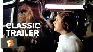 Star Wars: Episode IV - A New Hope (1977) Teaser Trailer #1 | Movieclips Classic Trailers