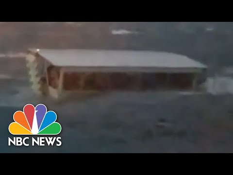 Video Shows Two Duck Boats In Lake Before One Capsizes | NBC News