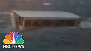 Video Video Shows Two Duck Boats In Lake Before One Capsizes | NBC News download MP3, 3GP, MP4, WEBM, AVI, FLV Juli 2018