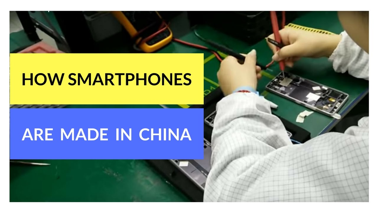 How Smartphones Are Assembled Manufactured In China Youtube Pcb Assembly Manufacture Electronic Circuit Board Buy