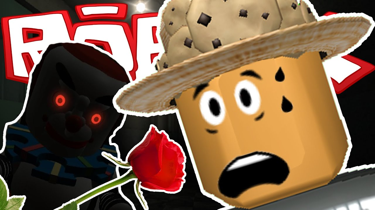 Roblox Roses Scary Horror Asylum Roleplay Youtube