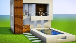 Minecraft mundo en un frasco episodio 3 viyoutube for Casa moderna minecraft pe 0 10 4