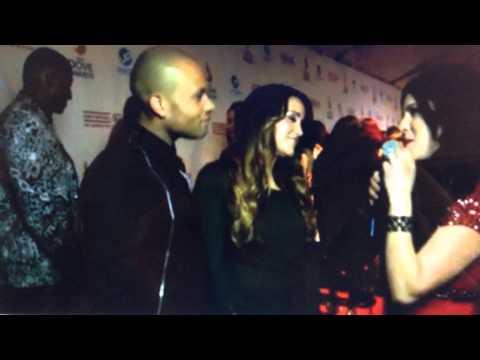 Britt Nicole - Dove Awards Interview 2013