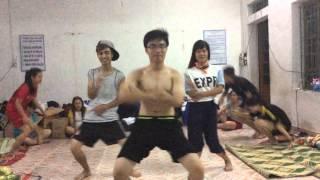 Mùa hè xanh HUBT 2014 - Sinh nhật Nữ Hoàng - Tây Ninh - Thái Bình