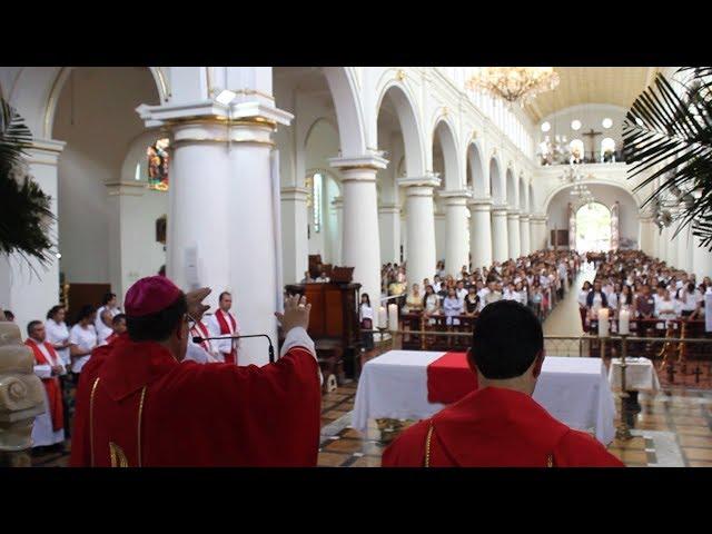 CONFIRMACIONES ARCIPRESTAZGO SAN JUAN Arquidiócesis de Bucaramanga 2019