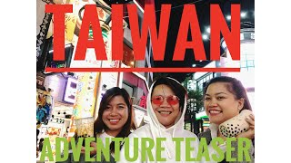 Trailer pa lang to ng Taiwan trip namin last week, Nov 9-17.