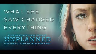 Unplanned  - In Theaters March 29