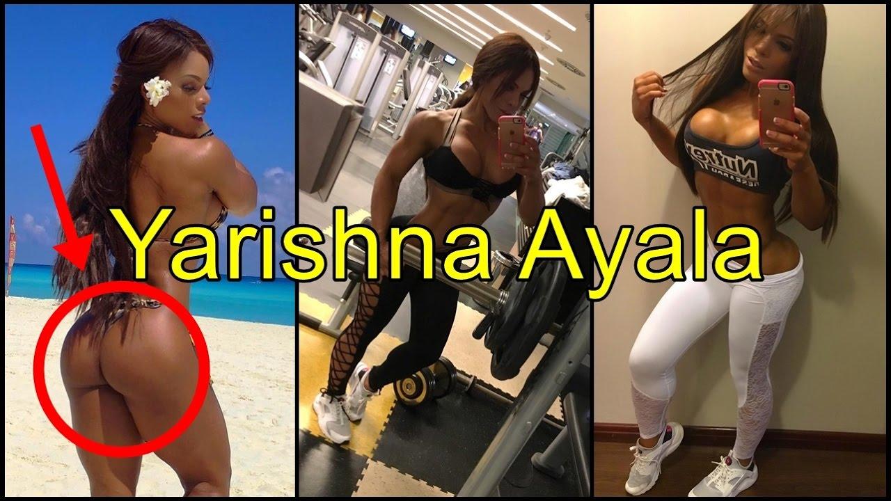 Resultado de imagen de yarishna ayala