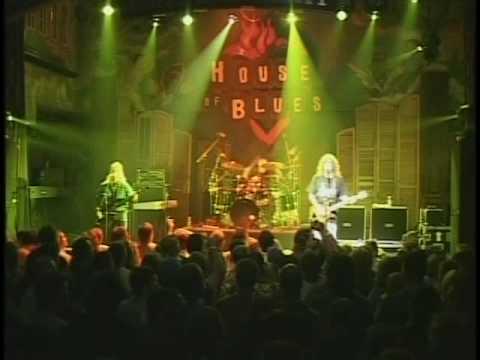 Zebra - As I Said Before - Live House of Blues