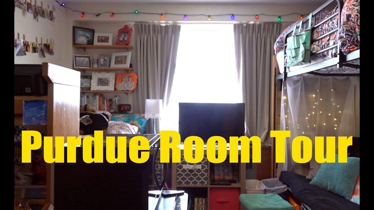 purdue dorm rooms