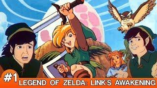 Legend Of Zelda: Links Awakening - Chain Chomps Are In Zelda?! #1