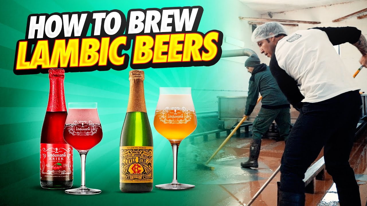 How Lambic Is Made With Lindemans Brewery