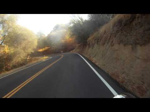 CA Hwy 245 On A C109 Cruise