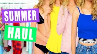 Summer TRY-ON Haul: Urban Outfitters, Forever 21, Tobi, Lulus and More!