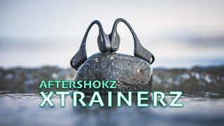 Aftershokz Xtrainerz Waterproof Swimming Headphones Review