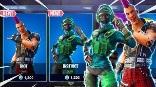 🔴*NEW* FORTNITE ITEM SHOP COUNTDOWN! November 18th - New Skins! - Fortnite Battle Royale