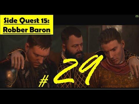 Kingdom Come Deliverance - Robber Baron | Parley Wolflin, Captain Bernard