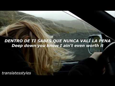 you deserve better - james arthur // español // lyrics