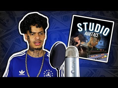 "How Blueface Recorded ""Studio"""