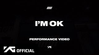 ikon im ok performance video