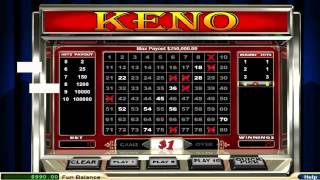 Video FREE Keno ™ slot machine game preview by Slotozilla.com download MP3, 3GP, MP4, WEBM, AVI, FLV Juli 2018