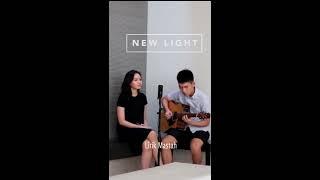 New Light - John Mayer (Acoustic Cover by Pepita Salim)