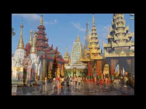 welcome to Shwedagon Paya