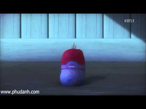 Hoạt hình 2 con sâu vui nhộn - Larva 2013 - Timemart.com.vn