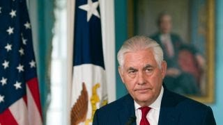 Rex Tillerson takes thinly veiled swipes at Trump