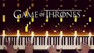 Gambar cover Game of Thrones: Song of Ice and Fire (Main Theme) Feat. Jonathan Morris