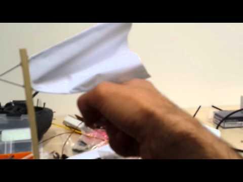 flexibe vertical stabilizer