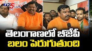 BJP MLA Raja Singh Comments On CM KCR | Face To Face | TV5