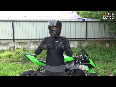 Scoyco Protector Review