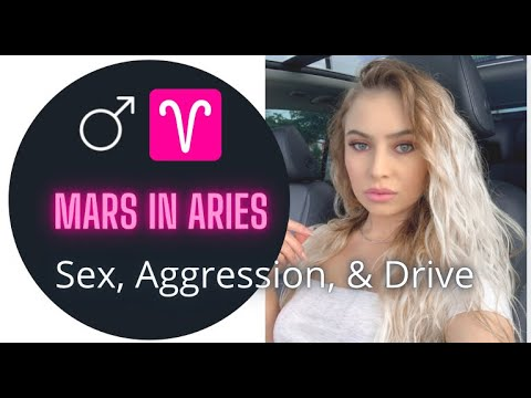 SEXUAL COMPATIBILITY: Mars in Aries